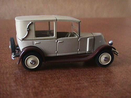 Renault NN1 (Франция,1927)