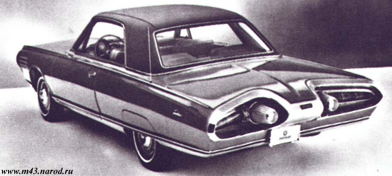 Chrysler Turbine Car - YouTube
